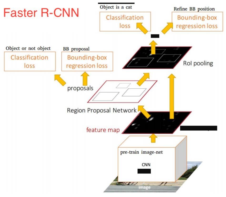 Faster R-CNN图形描述